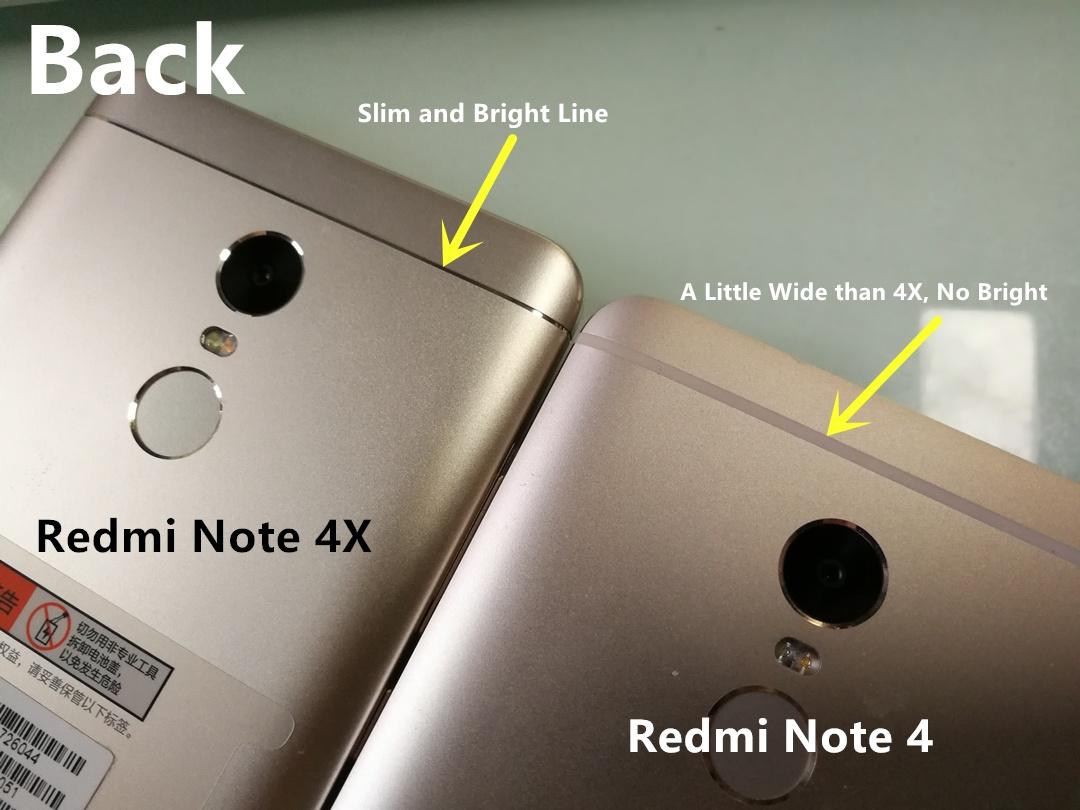 Jak Rozpozna Wersj Redmi Note 4 4x Snapdragon Mediatek Global Xiaomi 64 Redminote4x Vs Note4 Backthumbe129e73b850862a94a665a4834b75c91