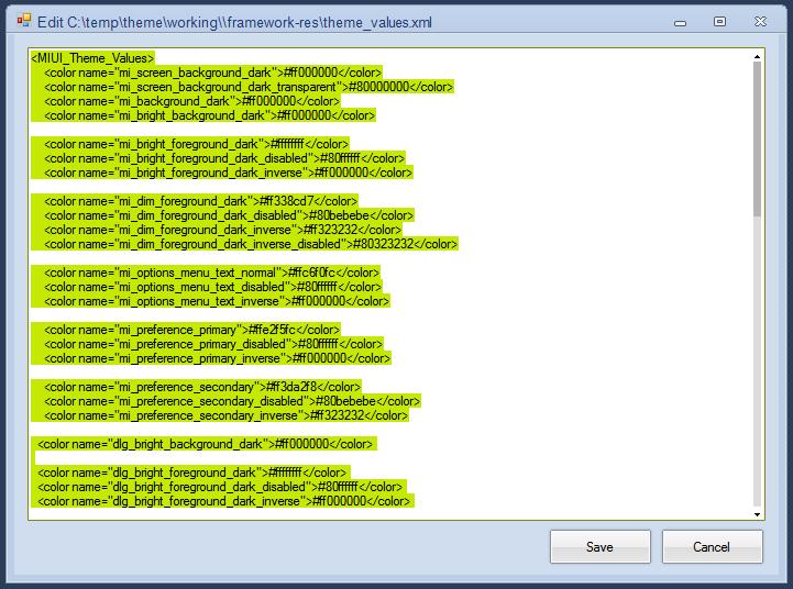 MIUI Theme Editor – narzędzie na Windowsa | MIUI Polska