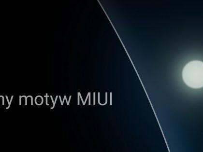 Jak włączyć ciemny motyw w MIUI?