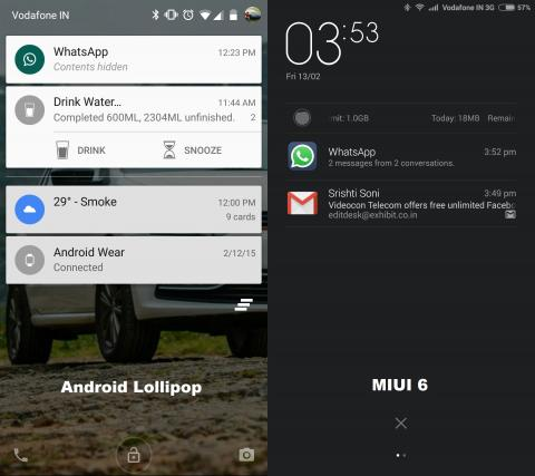 Lockscreen notifications_0