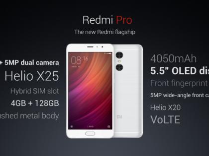 Nowy, flagowy model z serii Redmi: Redmi Pro