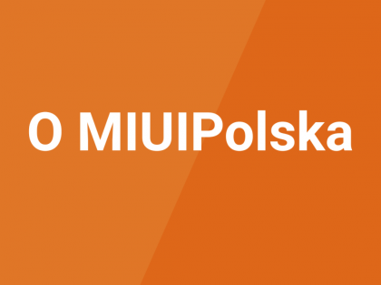 Oficjalna gwarancja, a MIUIPolska?