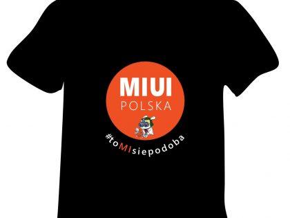 Zaprojektuj koszulkę MIUI Polska. Xiaomi nagrodzi czterech autorów najciekawszych projektów!