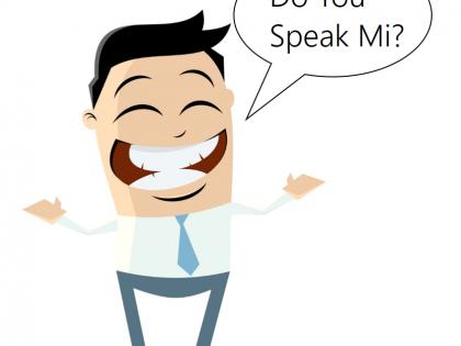 Do You Speak Mi?