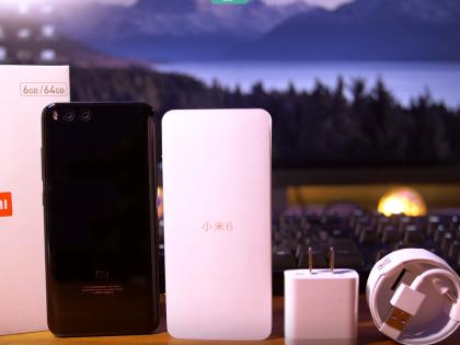 Xiaomi Mi6: wideo recenzja