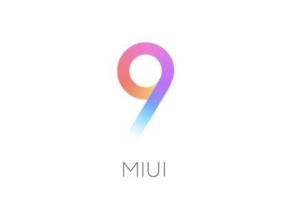 MIUI 9 – informacje