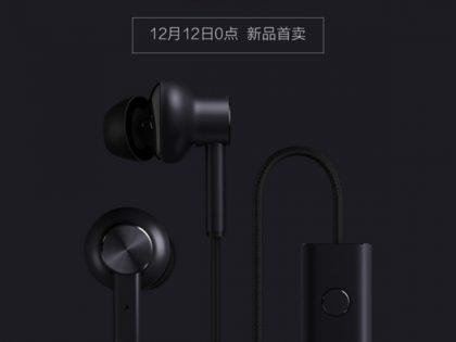 Earphone 3 – nowe, niedrogie słuchawki Xiaomi