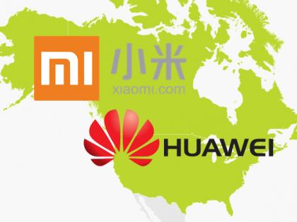 Xiaomi i Huawei rozpoczynają podbój USA