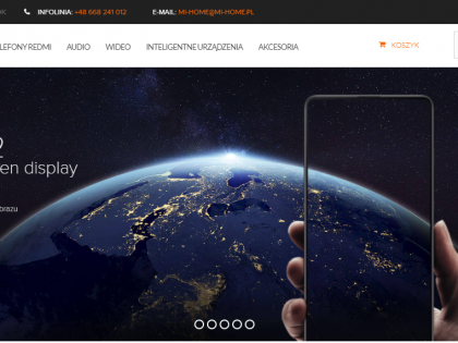 Wystartował Mi-home.pl, autoryzowany sklep z urządzeniami Xiaomi