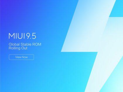 Stabilne MIUI 9.5 Global finalnie trafi do ponad 30 urządzeń Xiaomi