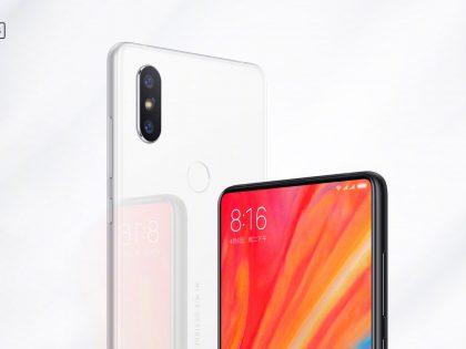 Xiaomi Mi MIX 2s oficjalnie