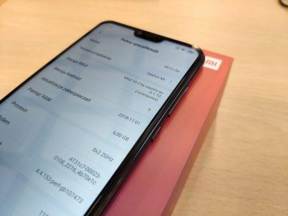 Instalacja Xiaomi.eu i TWRP na MI8 LITE
