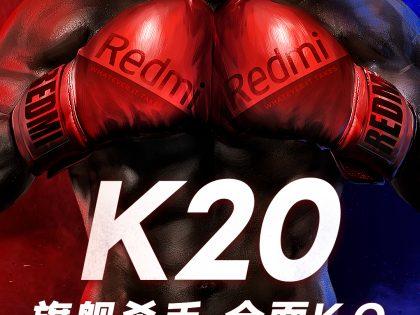 Wiemy już, kiedy premiera Redmi K20!