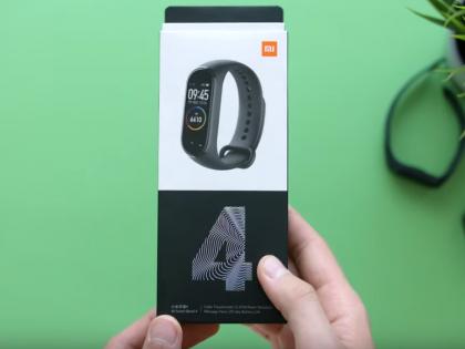 Xiaomi MI BAND 4 recenzja wideo