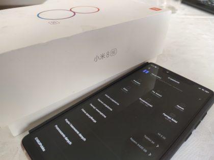 Instalacja Xiaomi.eu na Mi 8 SE