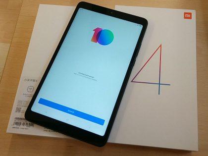 Jak zainstalować Xiaomi.eu na MI PAD 4 i MI PAD 4 PLUS?