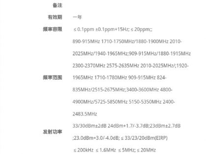Xiaomi M1911U2E z certyfikatem NRA