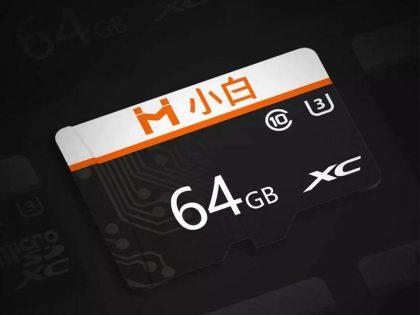 Pierwsza karta pamięci SD od Xiaomi