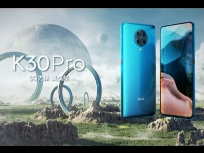 Redmi K30 Pro na rynku globalnym jako Poco (F2?)