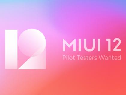 MIUI 12 Global oficjalnie