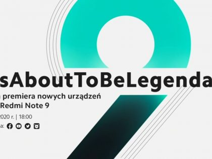 Premiera Redmi Note 9 i 9 Pro w Polsce 14 maja
