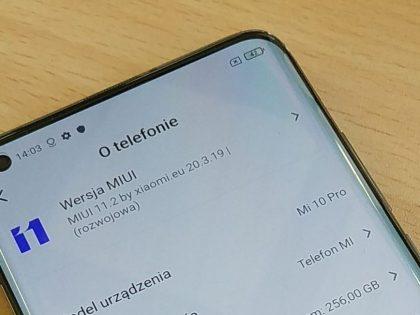 Jak zainstalować Xiaomi.eu na MI 10 / MI 10 PRO?