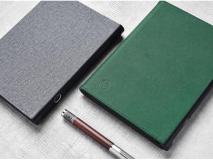 Czytnik linii papilarnych w… notatniku Xiaomi