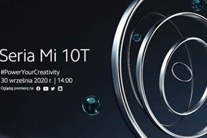 Wkrótce premiera Xiaomi Mi 10T