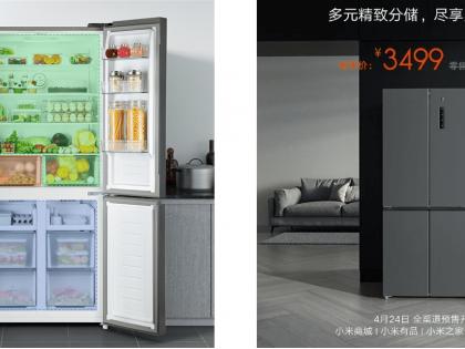 Nowe lodówki od Xiaomi