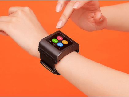 Xiaomi sfinansuje zegarek Hipee Smart Blood Pressure Watch