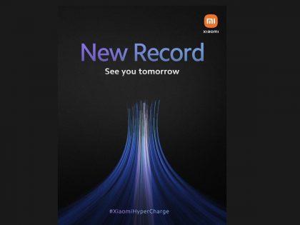 Xiaomi bije rekord szybkości ładowania