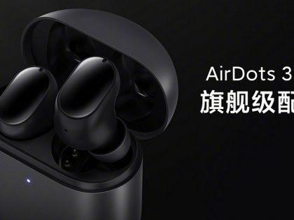Redmi AirDots 3 Pro w wersji globalnej