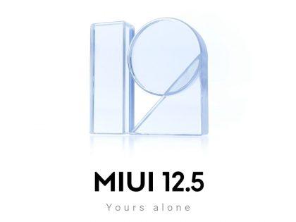 Aktualizacja do MIUI 12.5 dla Xiaomi MI 8