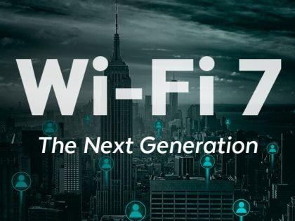 Wi-Fi 7 w fazie prototypów