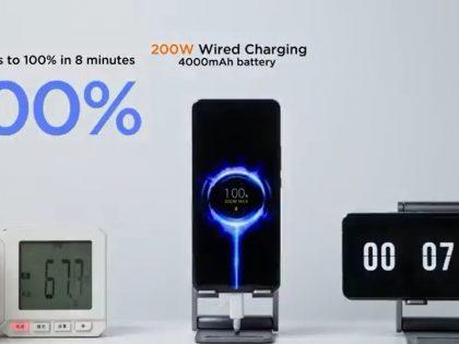 Oficjalna odpowiedź Xiaomi w sprawie ładowania 200W