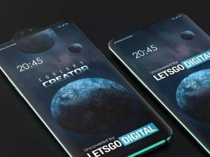 Xiaomi patentuje nietypowy aparat do selfie