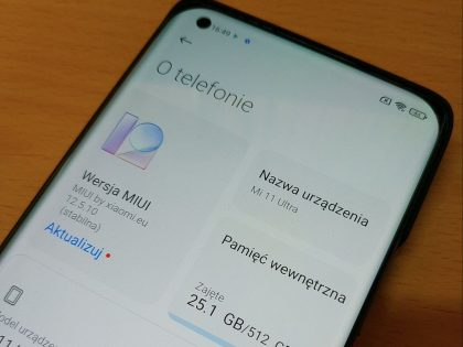 Jak zainstalować Xiaomi.eu na MI 11 Ultra / MI 11 PRO?