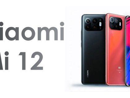 Xiaomi 12 ze Snapdragonem 898 oraz baterią 5000 mAh?
